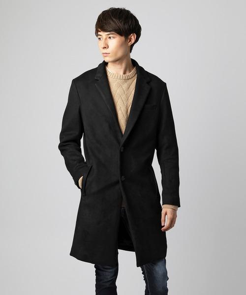 絶対一番安い スエードチェスターコート(チェスターコート) VANQUISH(ヴァンキッシュ)のファッション通販, ウクマチ:c1ce5092 --- skoda-tmn.ru