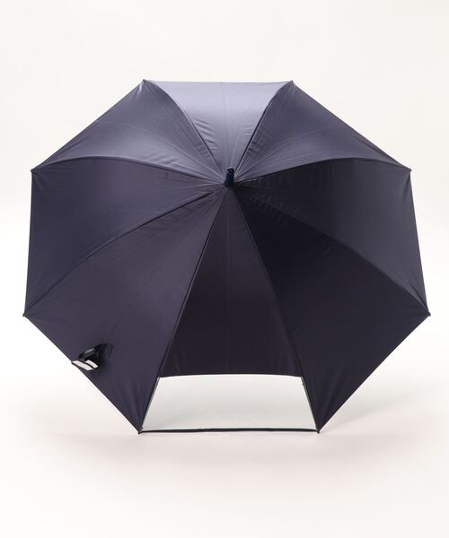 【 LINE DROPS / ラインドロップス 】 キッズパラソル 晴雨兼用日傘 子供用 55cm LD-KPS OGW  アンブレラ