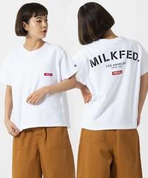 MILKFED.(ミルクフェド)のMILKFED. x CHAMPION POCKET TEE(Tシャツ/カットソー)