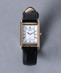 <SEIKO(セイコー)>SUP250 SOLAR 腕時計(腕時計)