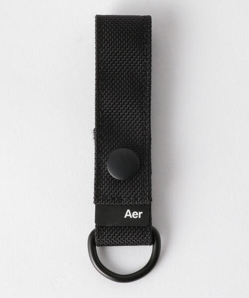 <Aer(エアー)> KEY CHAIN/キーホルダー