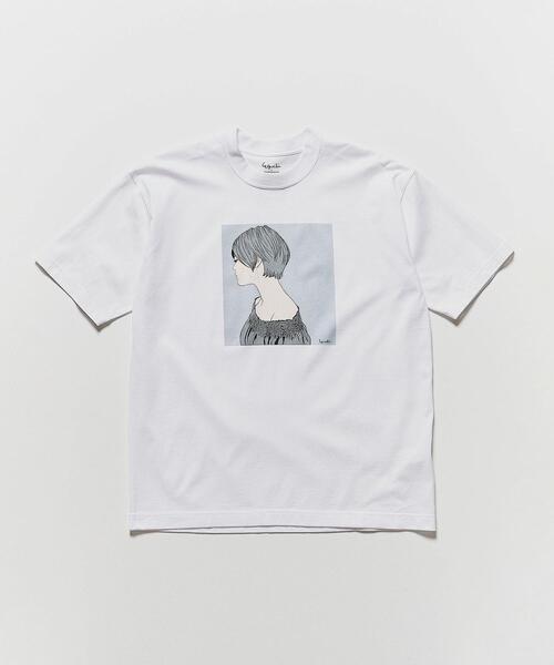 <江口寿史>×<BEAUTY&YOUTH> KANOJO TEE/Tシャツ