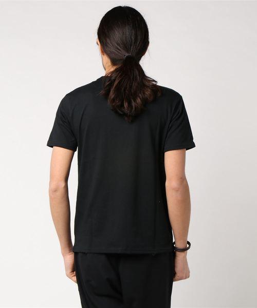 ガーゼロゴ半袖Tシャツ
