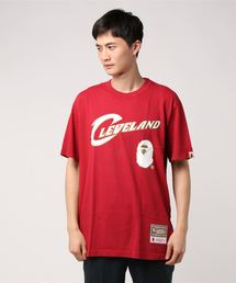 CAVS BAPE TEE M(Tシャツ/カットソー)