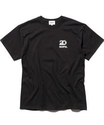 SOPH.20(ソフトゥエンティー)のCHEST SQUARE LOGO TEE(Tシャツ/カットソー)