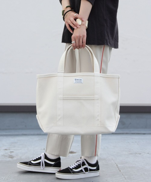 ORCIVAL/オーシバル トートバッグ ソリッド TOTE BAG SOLID #RC-7042