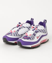 NIKE(ナイキ)のNIKE W AIR MAX 98 (WHITE/RACER PINK-REFLECT SILVER-BLACK)【SP】(スニーカー)