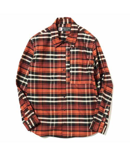 【正規販売店】 CHARI&CO SAFETYGUARD CYCLE CLUB SHIRTS シャツ, カンダマチ 12a83f88