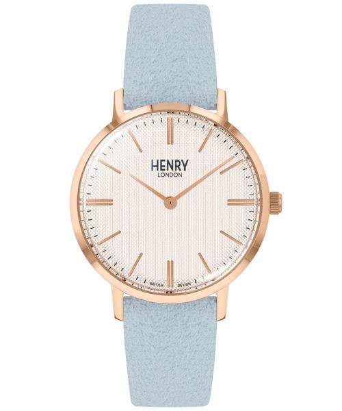 HENRY LONDON ヘンリーロンドン REGENCY SUEDE リージェンシー·スウェード 腕時計