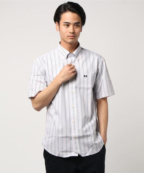 コットンイージケア半袖シャツ