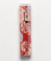 Tokyo135°(トウキョウヒャクサンジュウゴド)の「柄半衿 ポップ モダン レトロ ドット 市松 麻の葉 椿(和装小物)」