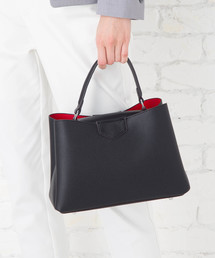 florist(フローリスト)の【2way】すっきり見えるフェミニンデザインハンドバッグ(ハンドバッグ)