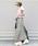 AZUL ENCANTO(アズールエンカント)の「【洗濯機で洗える】【消臭効果】フレンチスリーブギャザーブラウス(シャツ/ブラウス)」 詳細画像