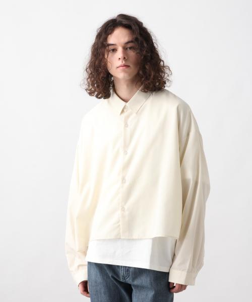BIGショートシャツ(HARE)