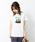 SEVENDAYS=SUNDAY(セブンデイズサンデイ)の「・タウンフォトプリントTシャツ ○(Tシャツ/カットソー)」 オフホワイト