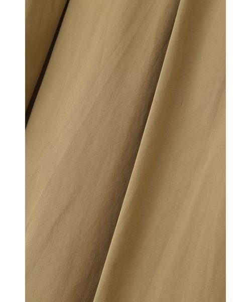 NATURAL BEAUTY(ナチュラルビューティー)の「タフタカラースカート(スカート)」|詳細画像