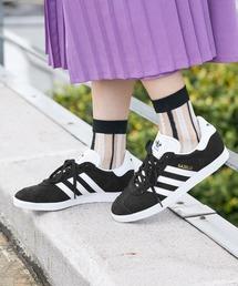 adidas アディダス [GAZELLE] ガゼルブラック×ホワイト