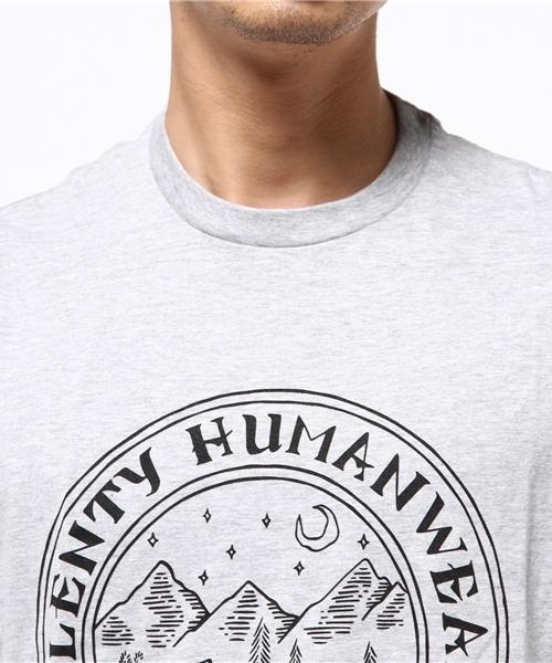 【PLENTY HUMANWEAR】DISCOVER MORE TEE