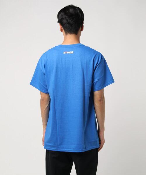 FILA x atmos Triple LOGO embroidery T-Shirt【SP】
