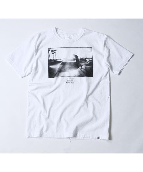 MAGIC NUMBER(マジック ナンバー)の「US COTTON TEE(Tシャツ/カットソー)」|ホワイト系その他