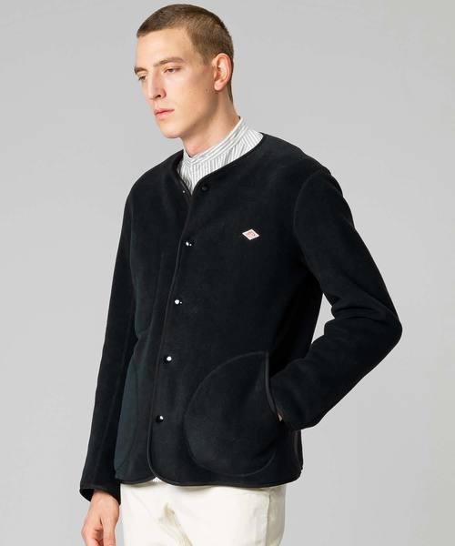 雑誌で紹介された 【DANTON】フリース ノーカラージャケット MEN(ノーカラージャケット)|Danton(ダントン)のファッション通販, 泡盛ワールド:dd6fa71d --- michaelvelke.de