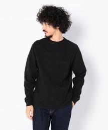 Goodwear(グッドウェア)のGOODWEAR/グッドウエア L/S CREW NECK POCKET TEE (575)(Tシャツ/カットソー)