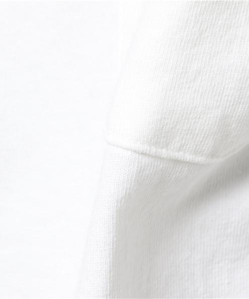 GOODWEAR/グッドウエア L/S CREW NECK POCKET TEE (575)