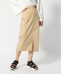 LOWRYS FARM(ローリーズファーム)のオックスカラータイトスカート 783431 (スカート)