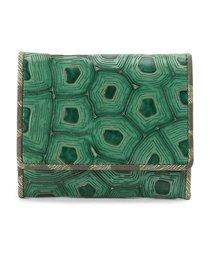 HIROKO HAYASHI(ヒロコハヤシ)のCOLLABORAZIONE(コラボラツィオーネ) 薄型ミニ財布(財布)