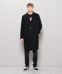 <HARRIS WHARF LONDON>OVER COAT 2/コート