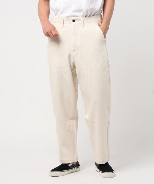 新品即決 【KURO クロ】ルーズチノパンツ / LOOSE DENIM CHINO PANTS, 大阪泉州タオルのK's Towel Shop 4db5093a