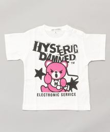 HYSTERIC DAMNED pt Tシャツ【XS/S/M】ホワイト