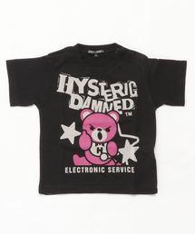 HYSTERIC DAMNED pt Tシャツ【XS/S/M】ブラック