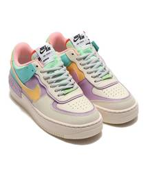NIKE(ナイキ)のNIKE W AF1 SHADOW (PALE IVORY/CELESTIAL GOLD-TROPICAL TWIST) EXCLUSIVE【SP】(スニーカー)