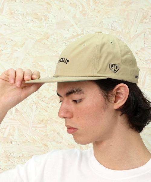 【 EBBETS FIELD FLANNELS / エベッツフィールドフランネル 】ARCH LOGO CAP
