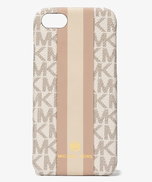 スリム フォンケース ストライプ - iPhone SE