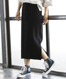 【WEB限定・追加生産決定】ミラノリブタイトスカート