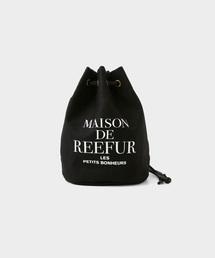 MAISON DE REEFUR(メゾンドリーファー)のコットンリネン巾着(ポーチ)