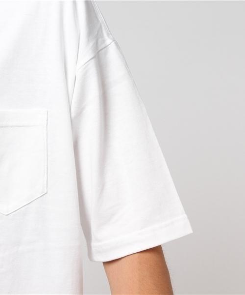 【United Athle / ユナイテッドアスレ】5.6oz ビッグシルエットポケットTシャツ