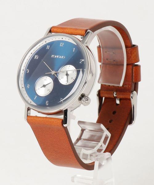 KOMONO.(コモノ)の「「KOMONO コモノ」腕時計ワルサー(アナログ腕時計)」|詳細画像