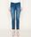 MARIEBELLE JEAN(マリベルジーン)の「MARIEBELLE JEAN   ハイストレッチ スリムトラウザー デニムパンツ   BELLINI(ベリーニ)/33163014(デニムパンツ)」|ブルー