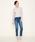 MARIEBELLE JEAN(マリベルジーン)の「MARIEBELLE JEAN   ハイストレッチ スリムトラウザー デニムパンツ   BELLINI(ベリーニ)/33163014(デニムパンツ)」|詳細画像