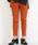 Social GIRL(ソーシャルガール)の「スーパーストレッチイージーサブリナスリムテーパードパンツ(パンツ)」|テラコッタ