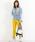 Social GIRL(ソーシャルガール)の「スーパーストレッチイージーサブリナスリムテーパードパンツ(パンツ)」|詳細画像