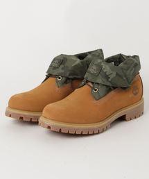 Timberland(ティンバーランド)のロールトップ シングル ブーツ(ブーツ)