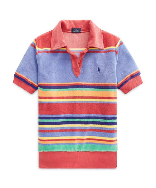 フレンチテリー ポロシャツ