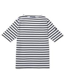 SAINT JAMES(セントジェームス)の【SAINT JAMES/セントジェームス】PIRIAC BORDER(Tシャツ/カットソー)