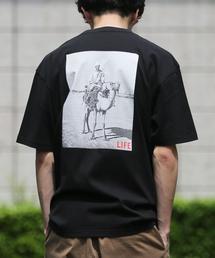 LIFE(ライフ)別注フォトプリントTシャツ(一部WEB限定カラー)