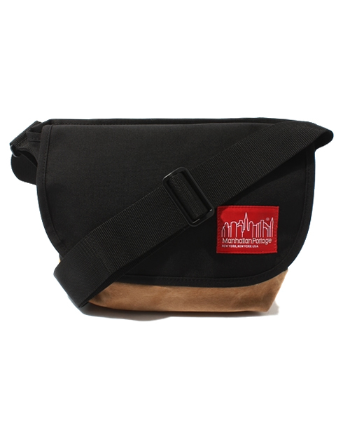 Suede Fabric Casual Messenger S