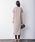 Emma Taylor(エマテイラー)の「【STYLEBAR】レーヨンTシャツロングワンピース(ワンピース)」|詳細画像